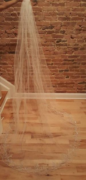 Wedding Veil for Sale in Baltimore, MD