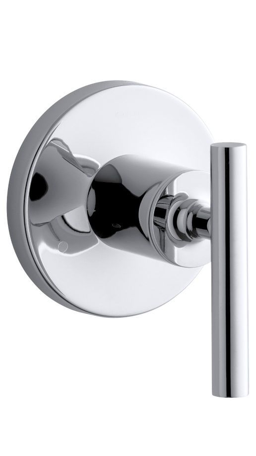 Pair Of Nib Kohler Purist Shower Valve Trims Polished Chrome For