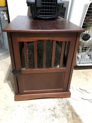 Photo Dog kennel