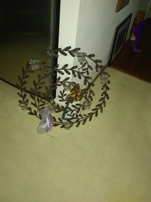 Decorativ wall candle holder for Sale in Alexandria, VA