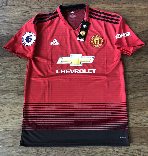 26af2d3071d Manchester United Rashford official soccer jersey 18-19 for Sale in Plano