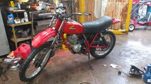 Photo Honda XL185S dirt bike