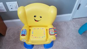 Fisher Price - Learning Activity Chair for Sale in Orlando, FL