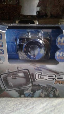 Action camcorder gear pro Thumbnail