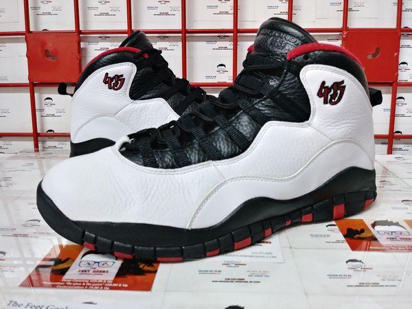 c7e5797096e86f Nike Air Jordan 10 Retro Double Nickel Men s Shoes Size 11 for Sale ...