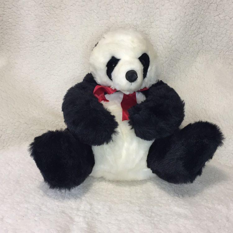 Stuffed Panda Bear