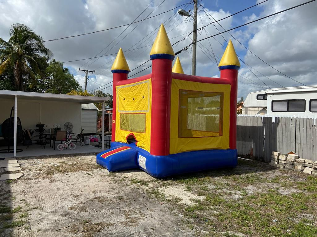 Bounce house for sale desde/ from$499!!!