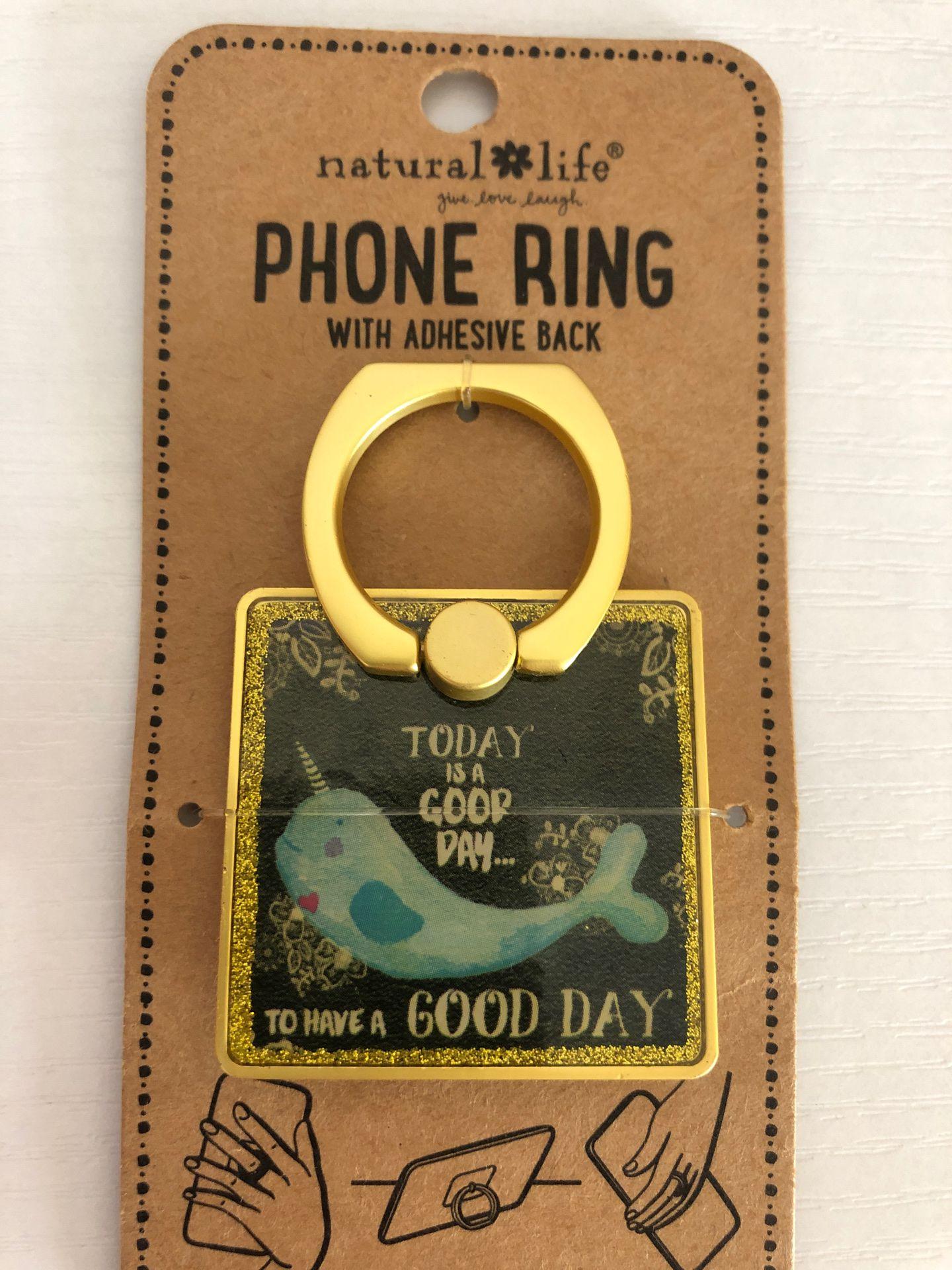 Natural Life Phone Ring