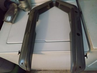 Mustang sedan, notch manual door armrests , very good condition!! Rare to find Thumbnail
