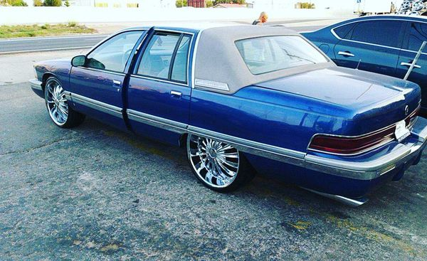 Get 1995 Buick Roadmaster Limited