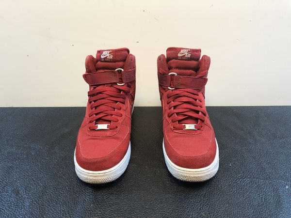 "Owned Suede Nike Mid Pre One Force ""red Mens Air sdtrChQ"
