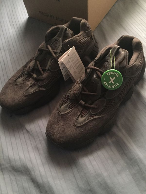 3a6581997 Adidas Yeezy 500 Utility Black for Sale in East Quogue