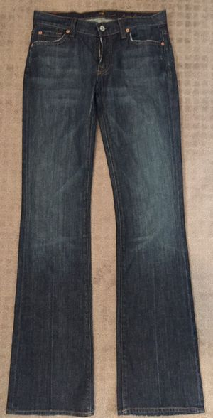 Ladies Seven jeans. Size 27/34 for Sale in Seattle, WA