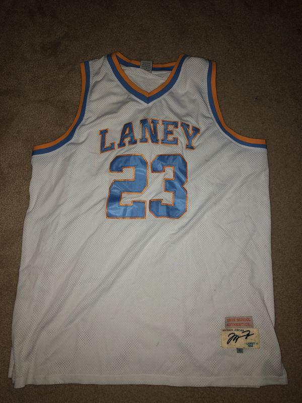 on sale 36e5f a4845 Michael Jordan Laney High School Jersey for Sale in East Hartford, CT -  OfferUp