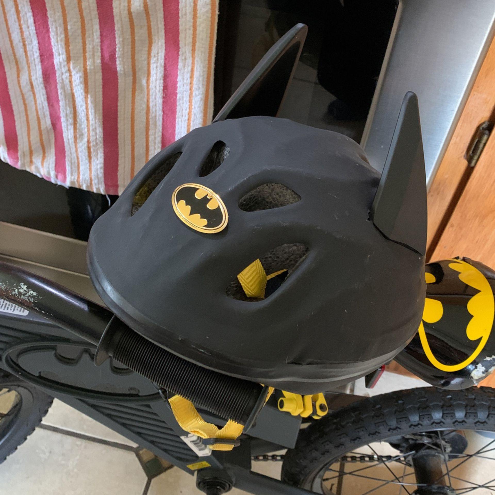 16 In Boys Batman Bike