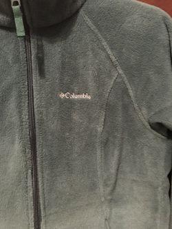 Columbia fleece jacket Thumbnail