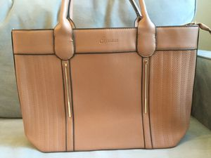 Cipriana Exclusive Collection Faux-Leather Camel Bag for Sale in Washington, DC