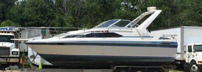 1987 bayliner ciera sunbridge 2550