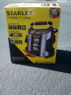 Brand New Stanley iT 1200A for Sale in Las Vegas, NV - OfferUp