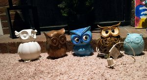 New And Used Owl Decor For Sale In Greensboro Nc Offerup