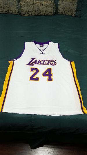 reputable site 6b68e b4c1c Los Angeles Lakers Kobe Bryant Game Day Giveaway Jersey (New) for Sale in  West Covina, CA - OfferUp