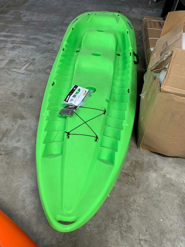 Lifetime Manta 100 Tandem Kayak LIKE NEW for Sale in Houston, TX - OfferUp