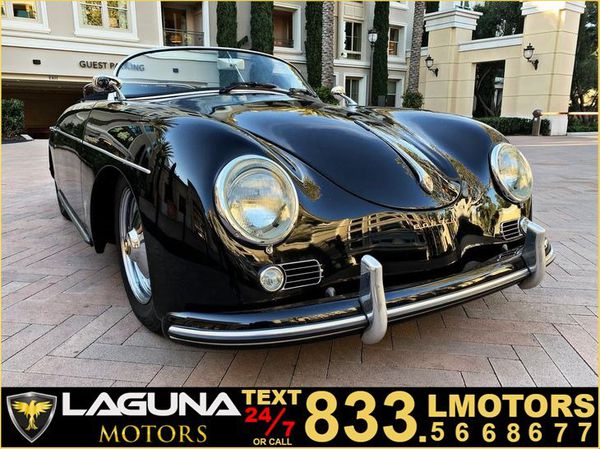 1957 Beck 356 Speedster for Sale in Laguna Niguel, CA - OfferUp