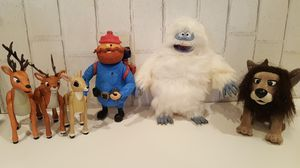 RARE Island of Misfit toys large action figures for Sale in Everett, WA