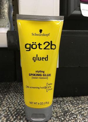 Got2B glued hair styling gel for Sale in Alexandria, VA