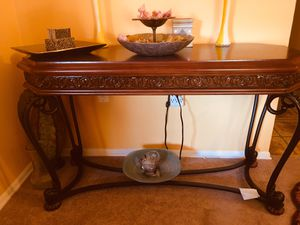 Console side table for Sale in Gaithersburg, MD