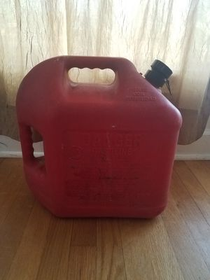USED GAS CONTAINER for Sale in Fairfax, VA