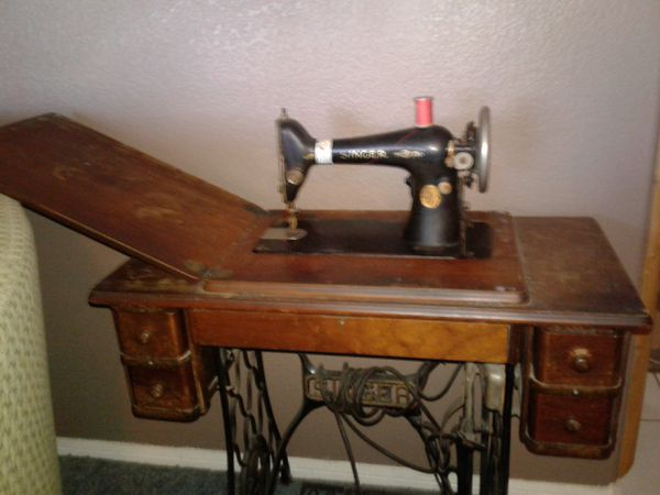 40 is the lowest Old Singer sewing machine Antiques in Phelan CA Interesting Original Singer Sewing Machine