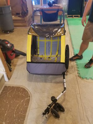 CoPilot bike trailer and stroller for Sale in Purcellville, VA