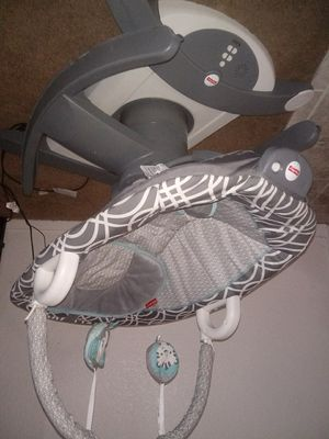 Photo Fisher-Price Baby Swing good condition clean and disinfected