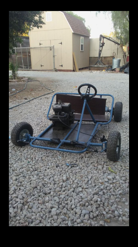 Go kart frame for Sale in Perris, CA - OfferUp