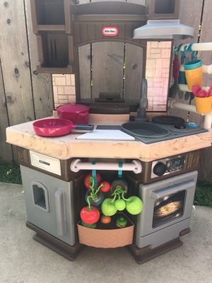 Photo Little tikes cook and learn kitchen