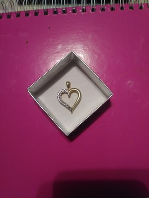 Heart pendant for Sale in Columbus, OH