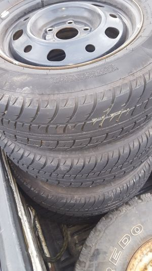 Rims and tires for Sale in Sterling, VA