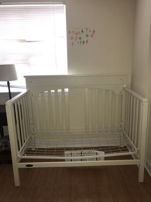 White Toddler Bed for Sale in Washington, DC
