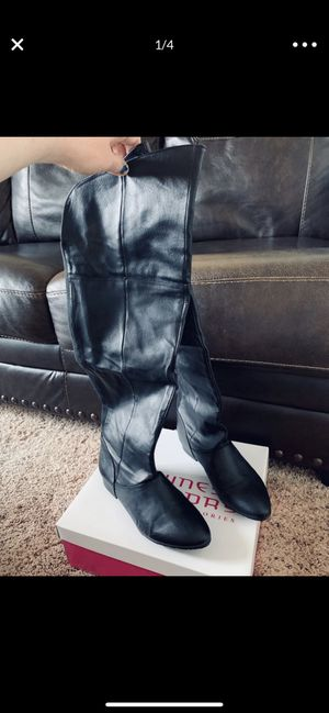 bbac39b5bbf New and Used Black boots for Sale in Renton, WA - OfferUp