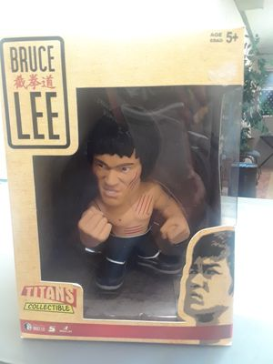 Bruce Lee Titans collectible action figure for Sale in Pasadena, CA