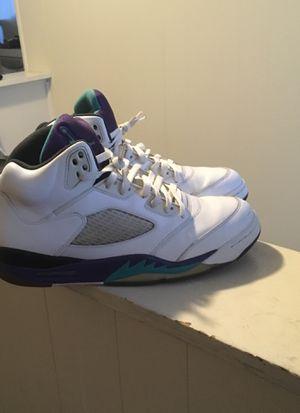 Air Jordan 5's for Sale in Detroit, MI