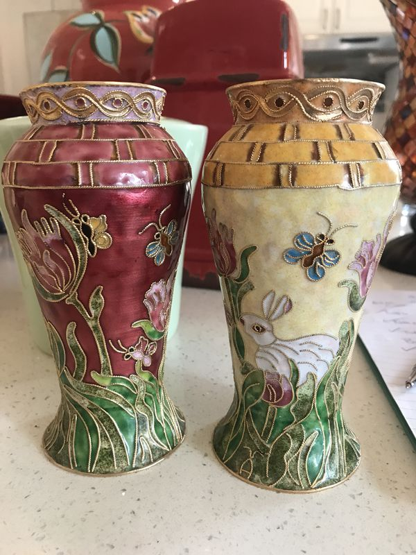 Several Vases And Dishes For Sale In Costa Mesa Ca Offerup