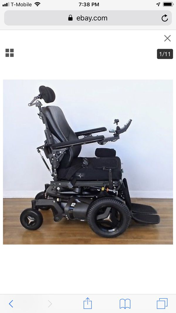 PerMobil F5 wheelchair used conditions for Sale in Fairview, OR - OfferUp
