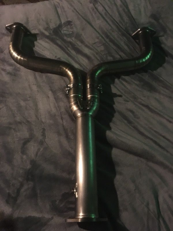 350z Tomei Y-Pipe for Sale in Costa Mesa, CA - OfferUp