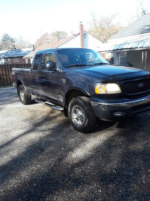 Ford f150 1999 4x4 for Sale in Hyattsville, MD