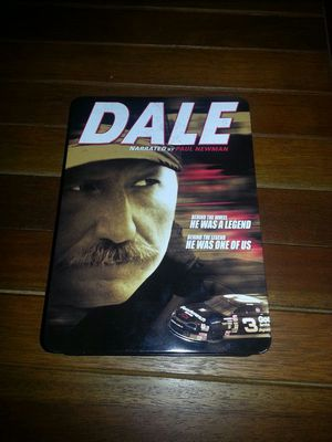 Dale - Collector's Edition Dale Earnhardt Sr. Documentary for Sale in Phoenix, AZ