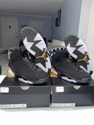 """Photo Jordan Retro 6 """"DMP"""" DS Size 8.5,10.5 Comes W/ Receipt"""