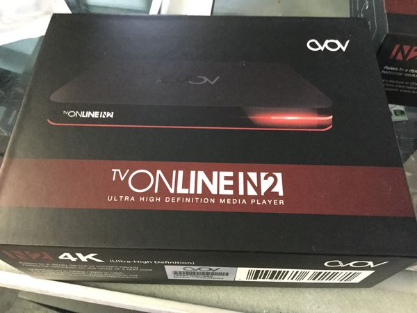 Avov tvonline N2 iptv box for Sale in Port Richey, FL - OfferUp