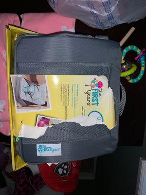 Photo The First Years Travel Booster Food Seat